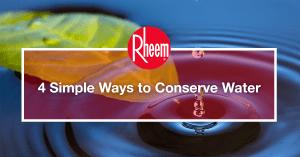 4 Cara Sederhana untuk Menghemat Air