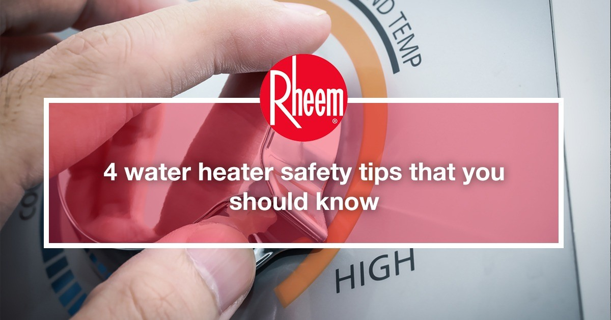 Tips Penyimpanan Pemanas Air untuk Keselamatan Yang Harus Anda Ketahui.