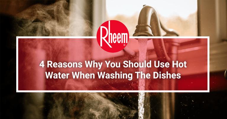 4 Alasan Mengapa Anda Harus Menggunakan Air Panas Saat Mencuci Piring