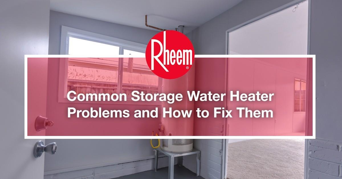 Masalah Umum Pemanas Air dan Cara Memperbaikinya